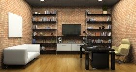 Sofa & Büro: Ein Sofa im Büro als gestalterisches Element