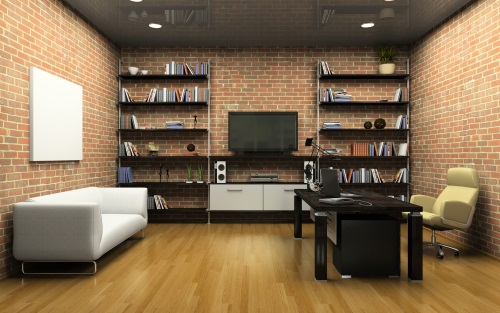 Sofa im Büro: So wrd das Warten gemütlich