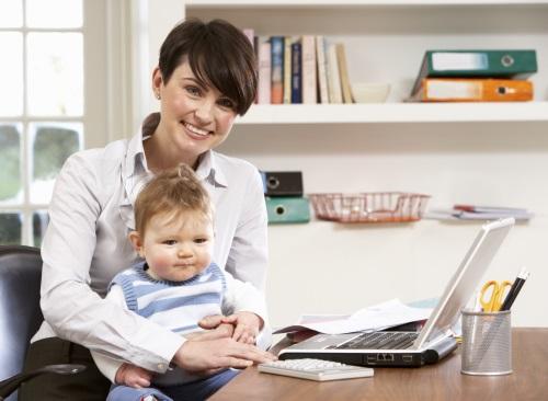 Home Office: Ein abgetrennter Arbeitsplatz ist Pflicht