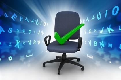 Bürostuhl ergonomisch ball  Sitzball oder Bürostuhl: wie sinnvoll sind Sitzbälle im Büro wirklich?