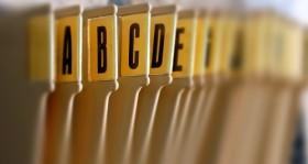 Ordnungshilfe im Büro: Die Ablage im Hängeregister