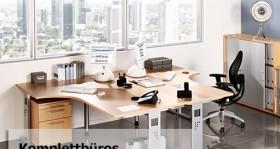 Der Kauf eines Komplettbüros
