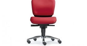 Optimales Sitzen mit orthopädischen Bürostühlen