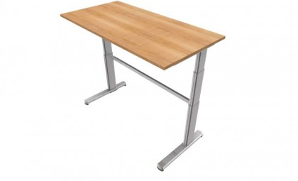 Höhenverstellbarer Schreibtisch: Arbeiten im Stehen für die Rückengesundheit