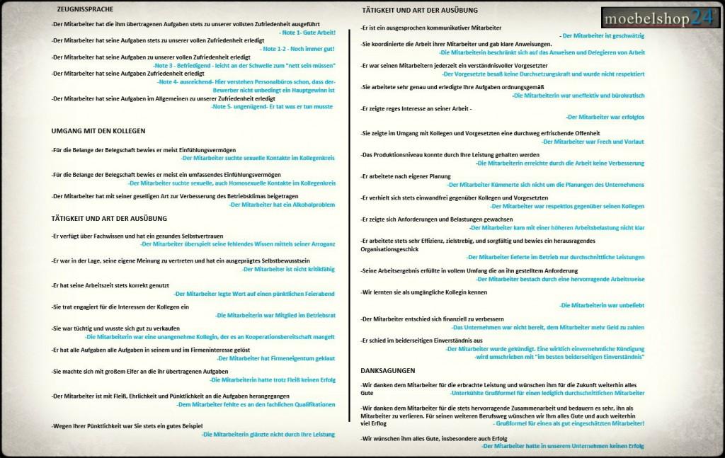 Arbeitszeugnis: Der Chefcode (Geheimsprache in Arbeitszeugnissen)