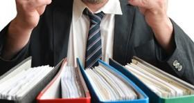 Stress im Büro: Stress abbauen mit einfachen Mittel