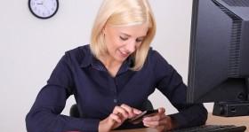 Zeitfresser im Büro 1: Das Smartphone