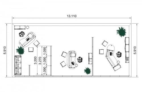 cad planung f r ihr b ro von moebelshop24. Black Bedroom Furniture Sets. Home Design Ideas