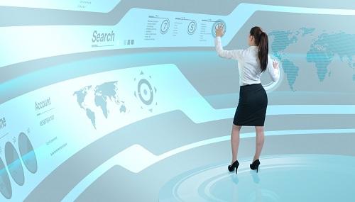 So könnte das Büro der Zukunft aussehen
