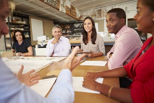Coworking Spaces: Ein neuer Trend
