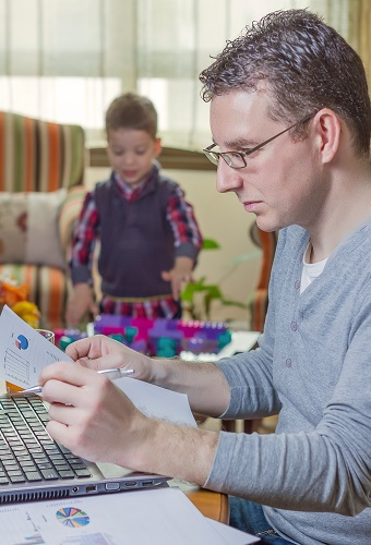 Die Niederländer arbeiten von Zuhause aus: Dank einer neuen Regelung