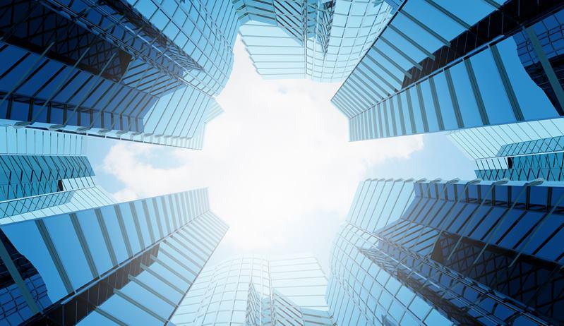 Moderne Bürogebäude: Isolierung und Klimaanlagen als Verursacher des Sick Building-Syndroms?