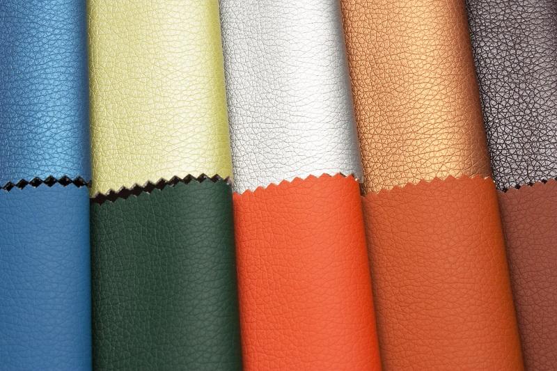 Vielfalt bei Farben und Material