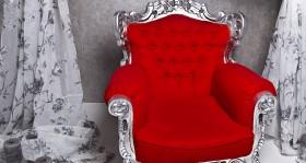 Sitzen mit Stil: Vom Kaiserthron zum Designer-Chefsessel