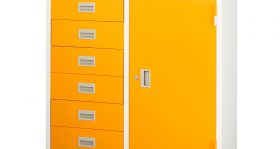 Stahlschränke und ihre Vorteile – Tipps zur Büroeinrichtung