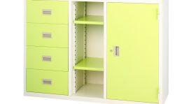 Sicher, stabil, grün: Öko-Produkt Stahlmöbel
