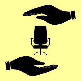 Grundfunktionen von Drehstühlen im Büroalltag