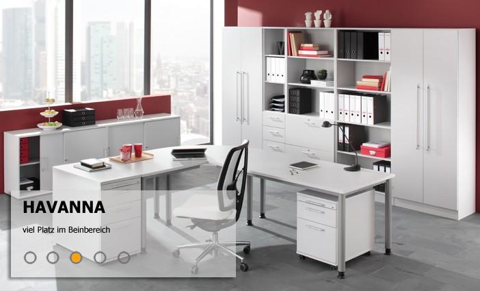 serie havanna top seller schreibtisch system. Black Bedroom Furniture Sets. Home Design Ideas