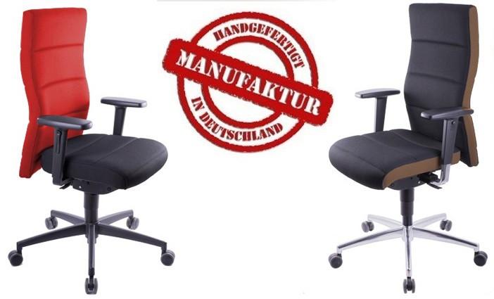 Orthopädischer Bürostuhl » dynamisch gesund Sitzen