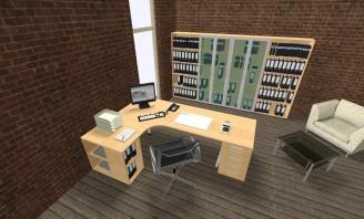Ein Komplettbüro erleichtert das eigene Planen