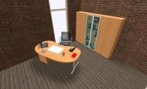 Komplettbüro B4-Kombi2