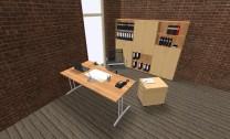 Komplettbüro B4-Kombi3