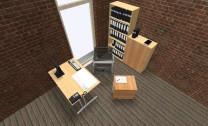 Komplettbüro B4-Kombi5