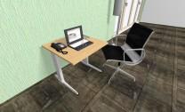 Xenion Schreibtisch XS08