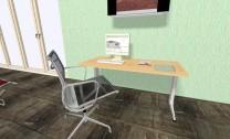 Xenion Schreibtisch XS16