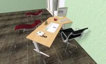 Xenion Schreibtisch XS21