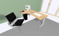 Xenion Schreibtisch XS82