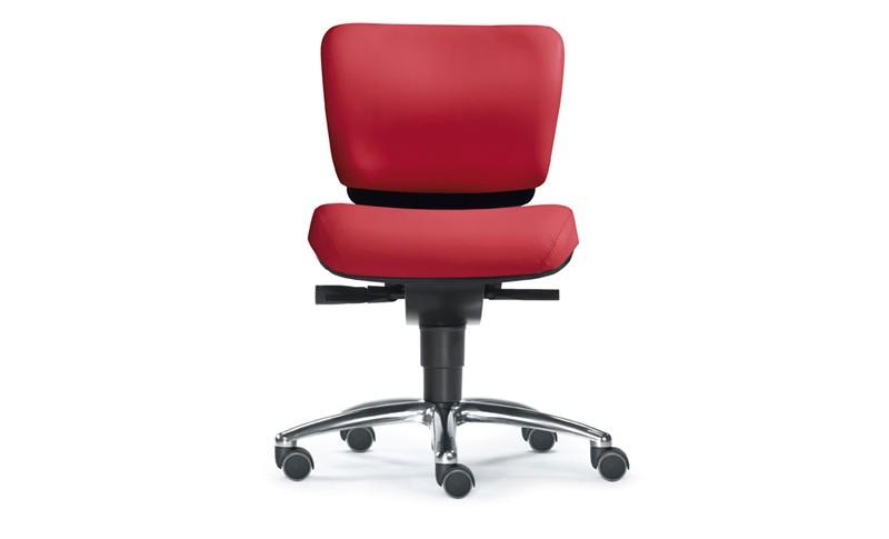 Orthopädische Bürostühle ermöglichen ergonomisches Sitzen